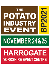BP2021 The British Potato Industry Event at the Yorkshire Event Centre Harrogate - November 24th - 25th 2021